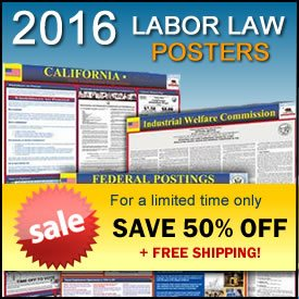 View our new federal and state OSHA labor law posters updated for 2013.